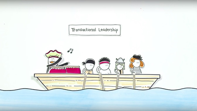 Preview Leadership with energy and focus